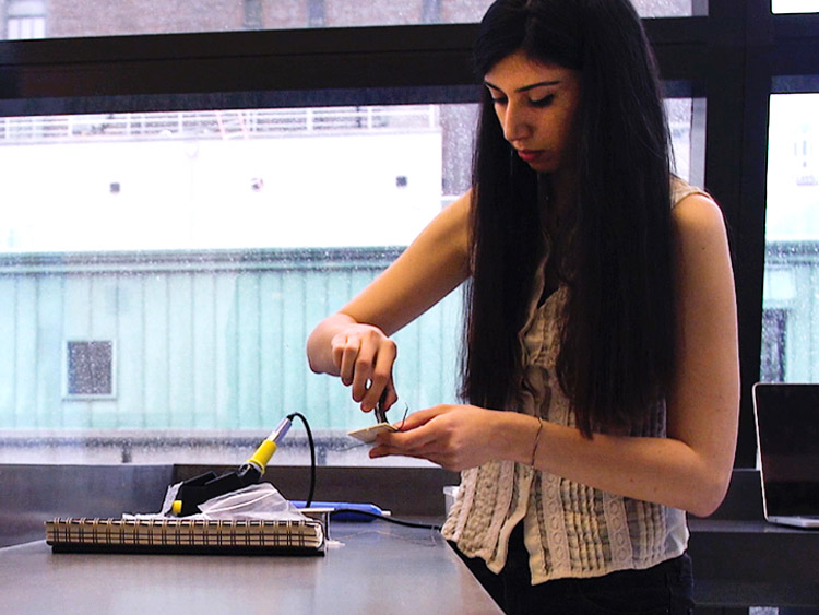 Turn Physical Computing into Wearable Technology Photo