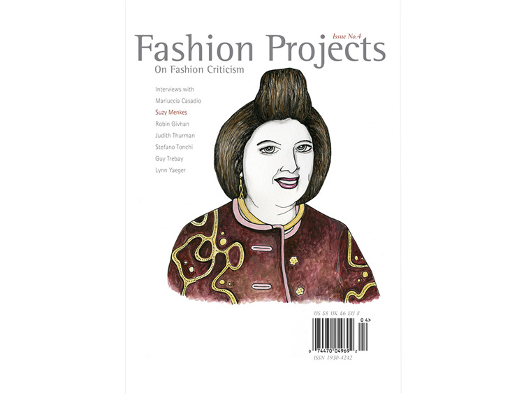 Fashion Projects. On Fashion Criticism