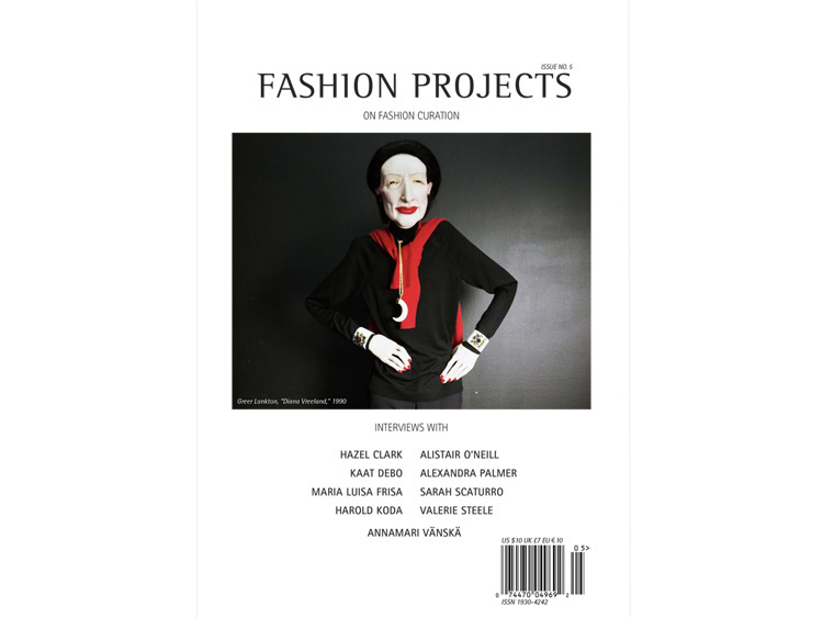 Fashion Projects. On Fashion Curation